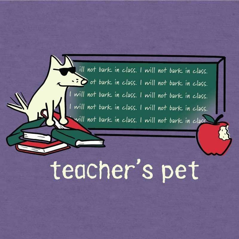 Teacher's Pet - Lightweight Tee
