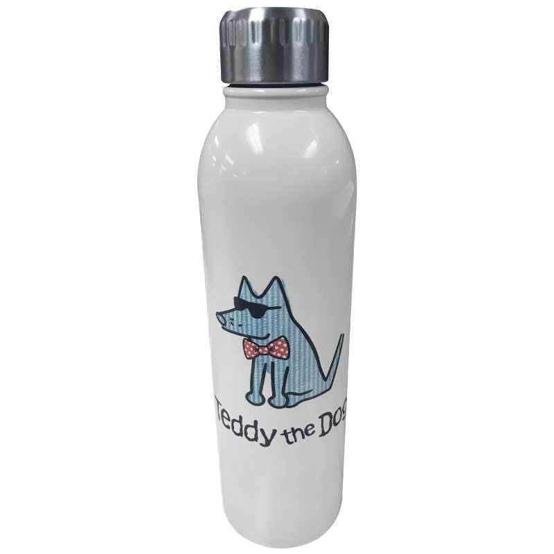 Dapper Dog - Stainless Steel Insulated Water Bottle