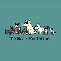 The More the Terrier Classic Tee