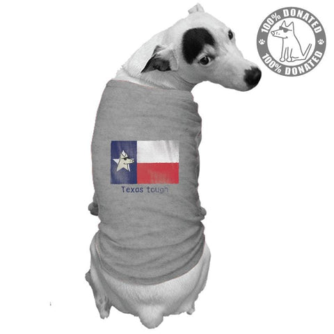 Doggie Tee Texas Tough