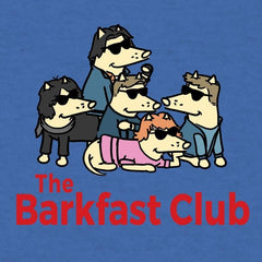 The Barkfast Club - Lightweight Tee