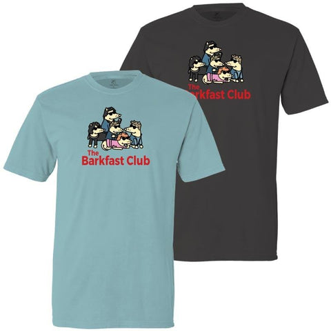 The Barkfast Club - Classic Tee