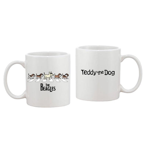 The Beagles Coffee Mug