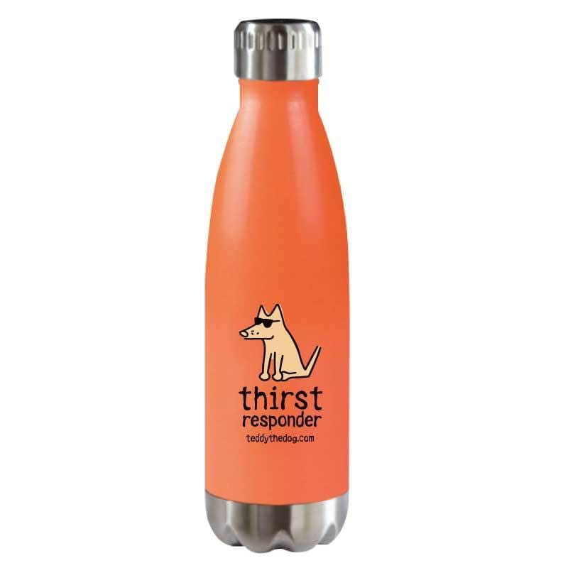 Thirst Responder - Stainless Steel Insulated Water Bottle