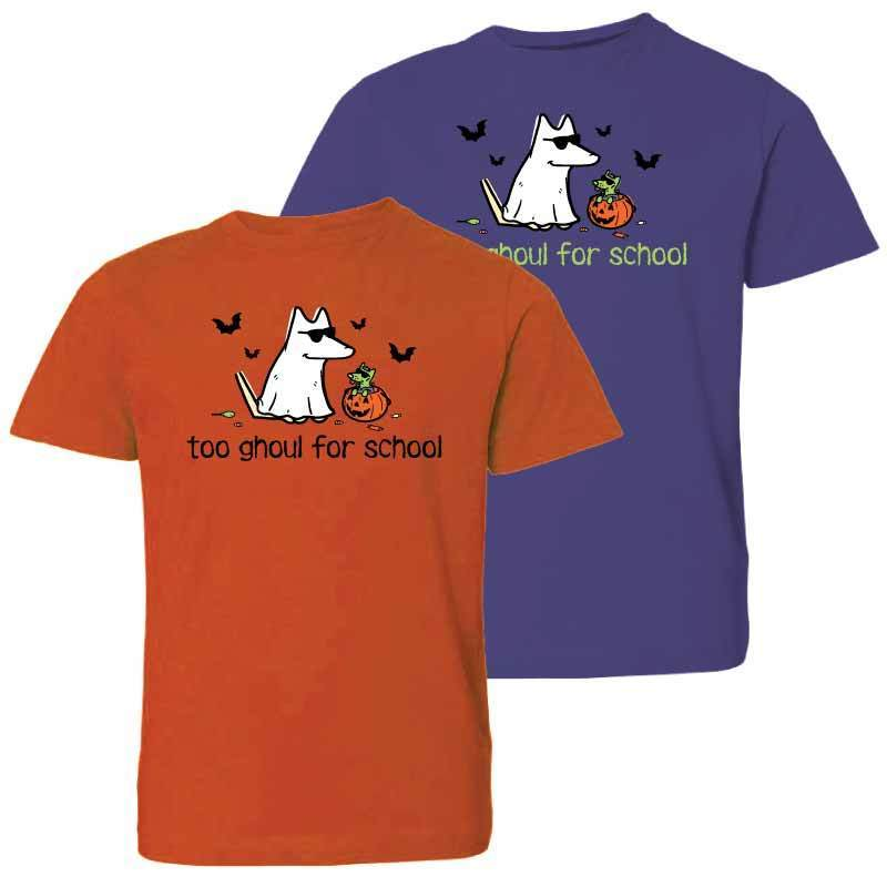 Too Ghoul For School T-Shirt - Kids