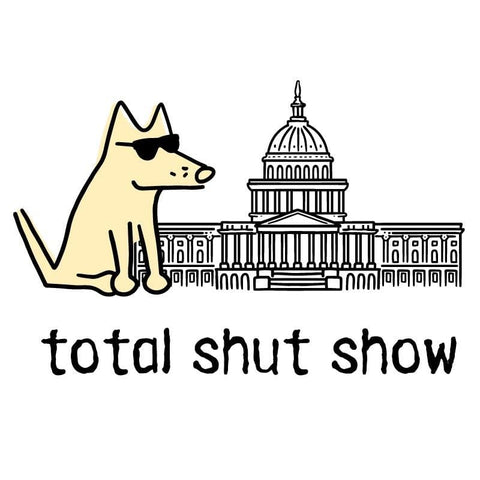 Total Shut Show - Coffee Mug