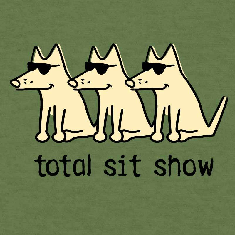 Total Sit Show - Lightweight Tee