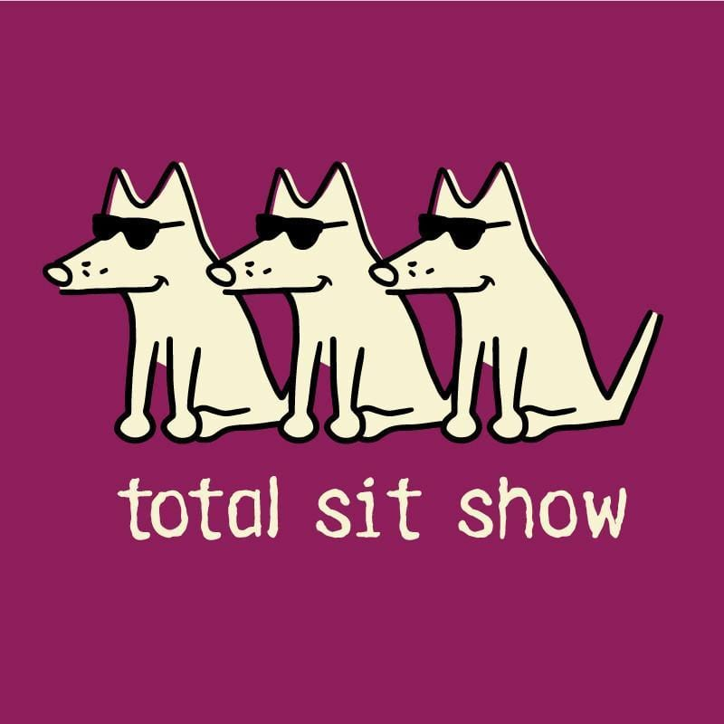 total sit show ladies 3 4 sleeve