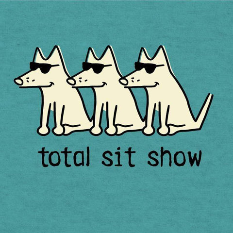 total sit show lightweight t-shirt