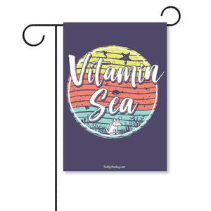 Vitamin Sea - Garden Flag