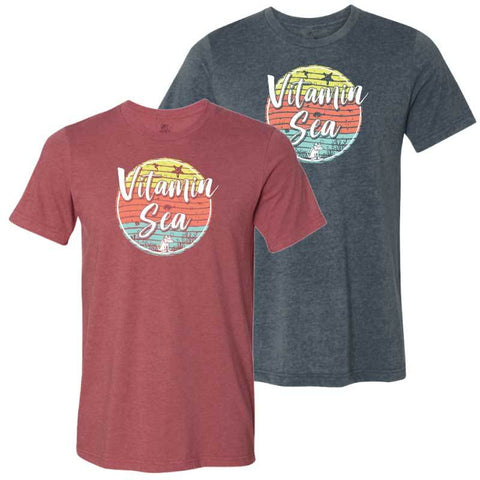 Vitamin Sea  - Lightweight Tee