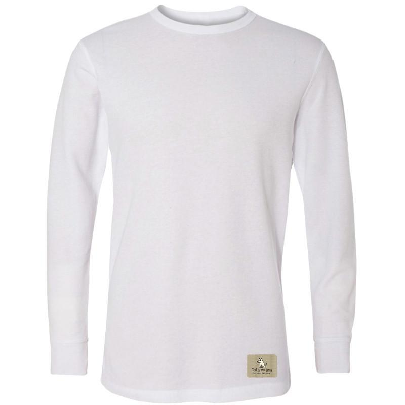 waffle long sleeve base layer