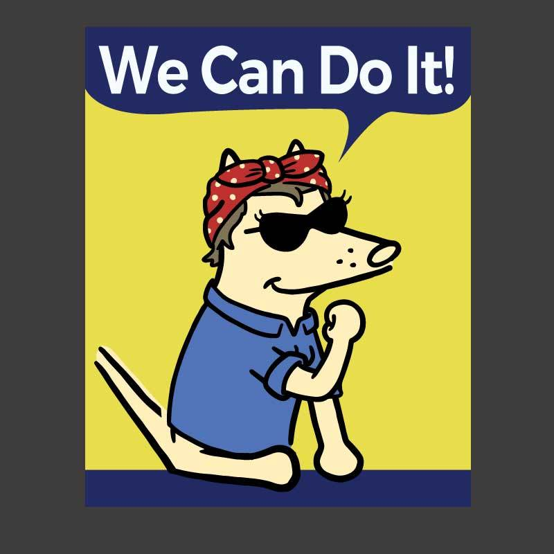We Can Do It - Classic Tee