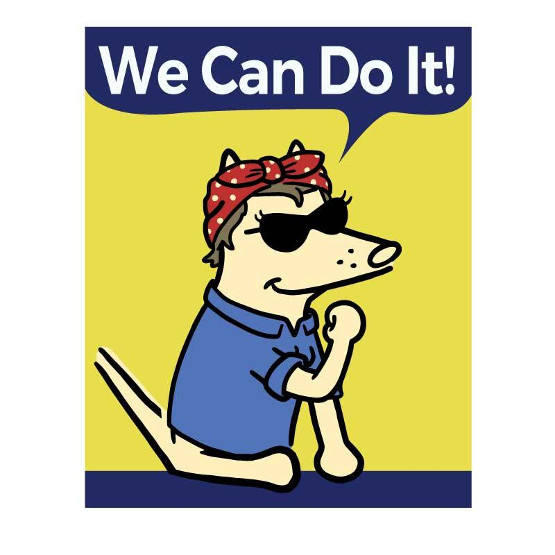 We Can Do It - Coffee Mug