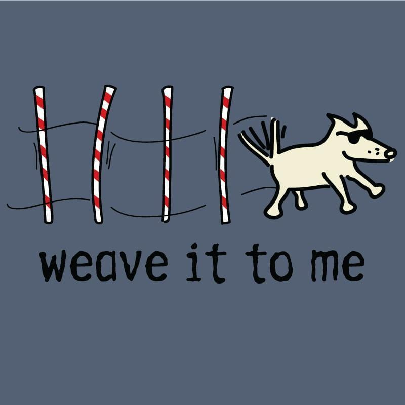 weave it to me garment dyed classic t-shirt