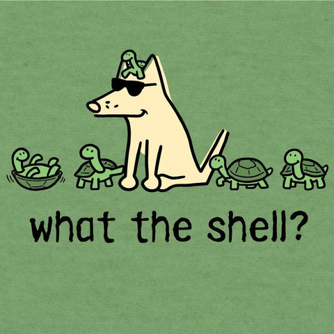 What The Shell?  - Lightweight Tee