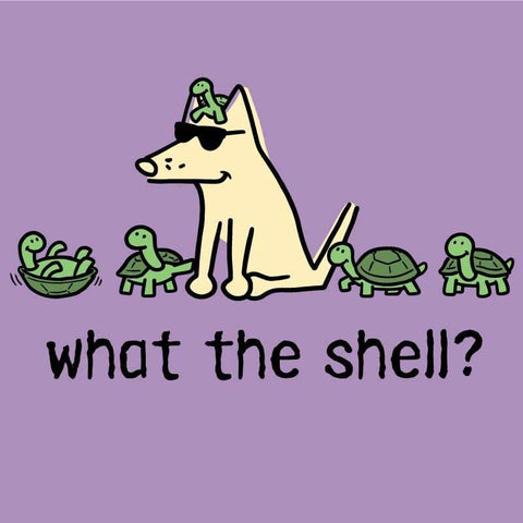 What The Shell? - Ladies Tank Top