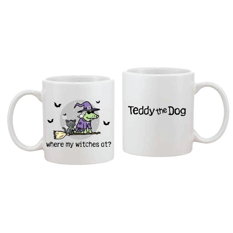 Where My Witches At? - Coffee Mug