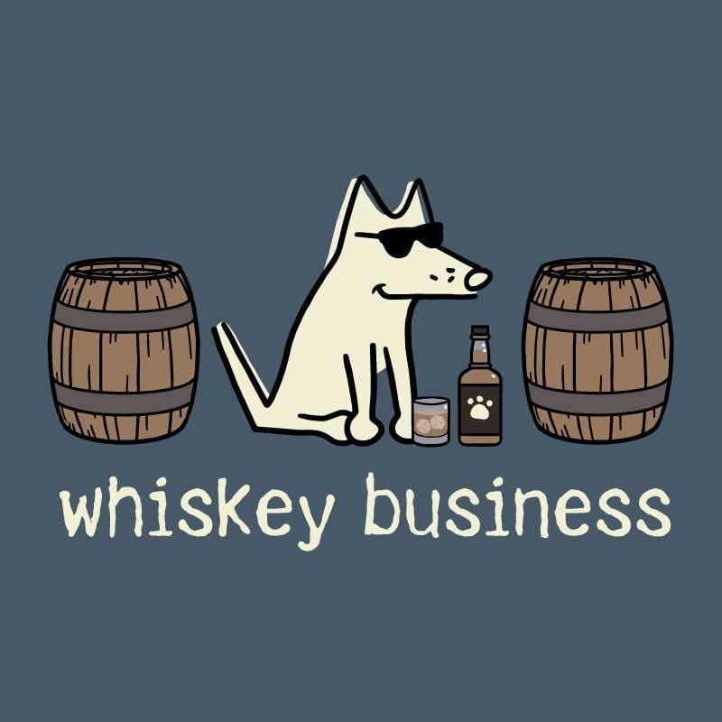 Whiskey Business - Classic Tee