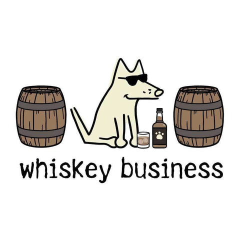 Whiskey Business - Coffee Mug