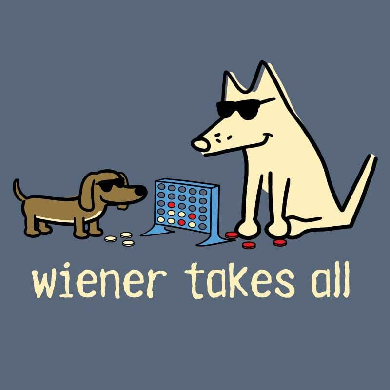 Wiener Takes All - Classic Tee
