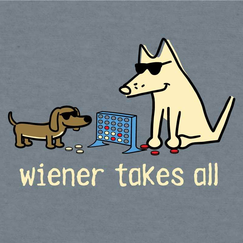 Wiener Takes All - Lightweight Tee