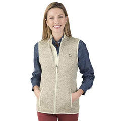 Teddy's Heather Vest for Women