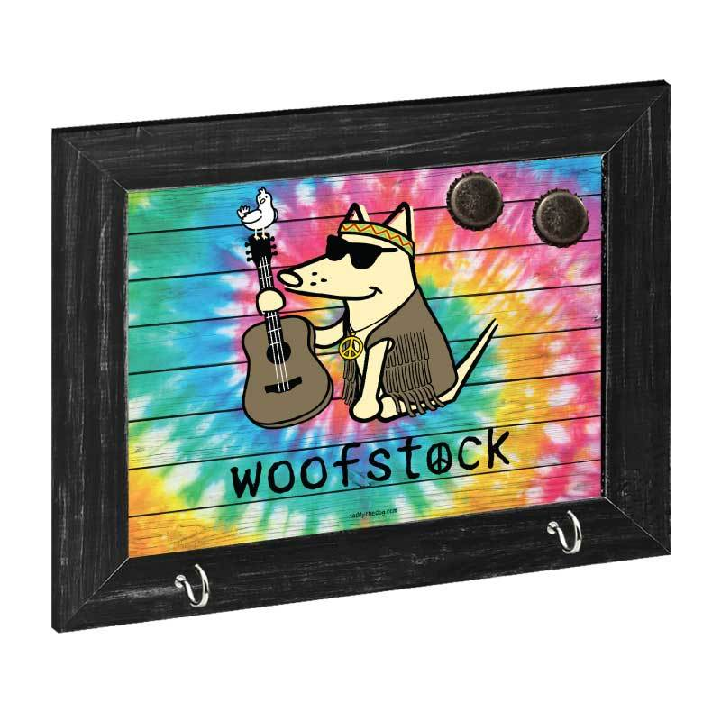 Woofstock - Guitar - Magnetic Board