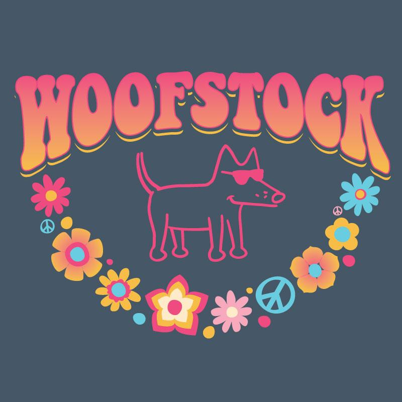 Woofstock - Classic Tee
