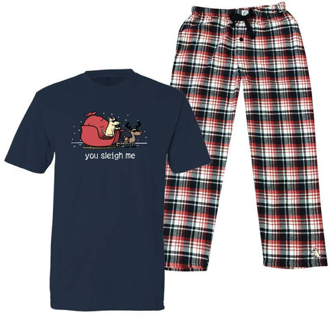 You Sleigh Me - Pajama Set