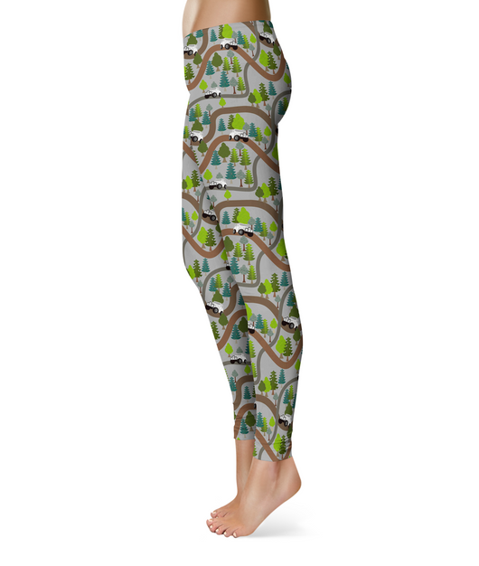 Jeep Trail Leggings