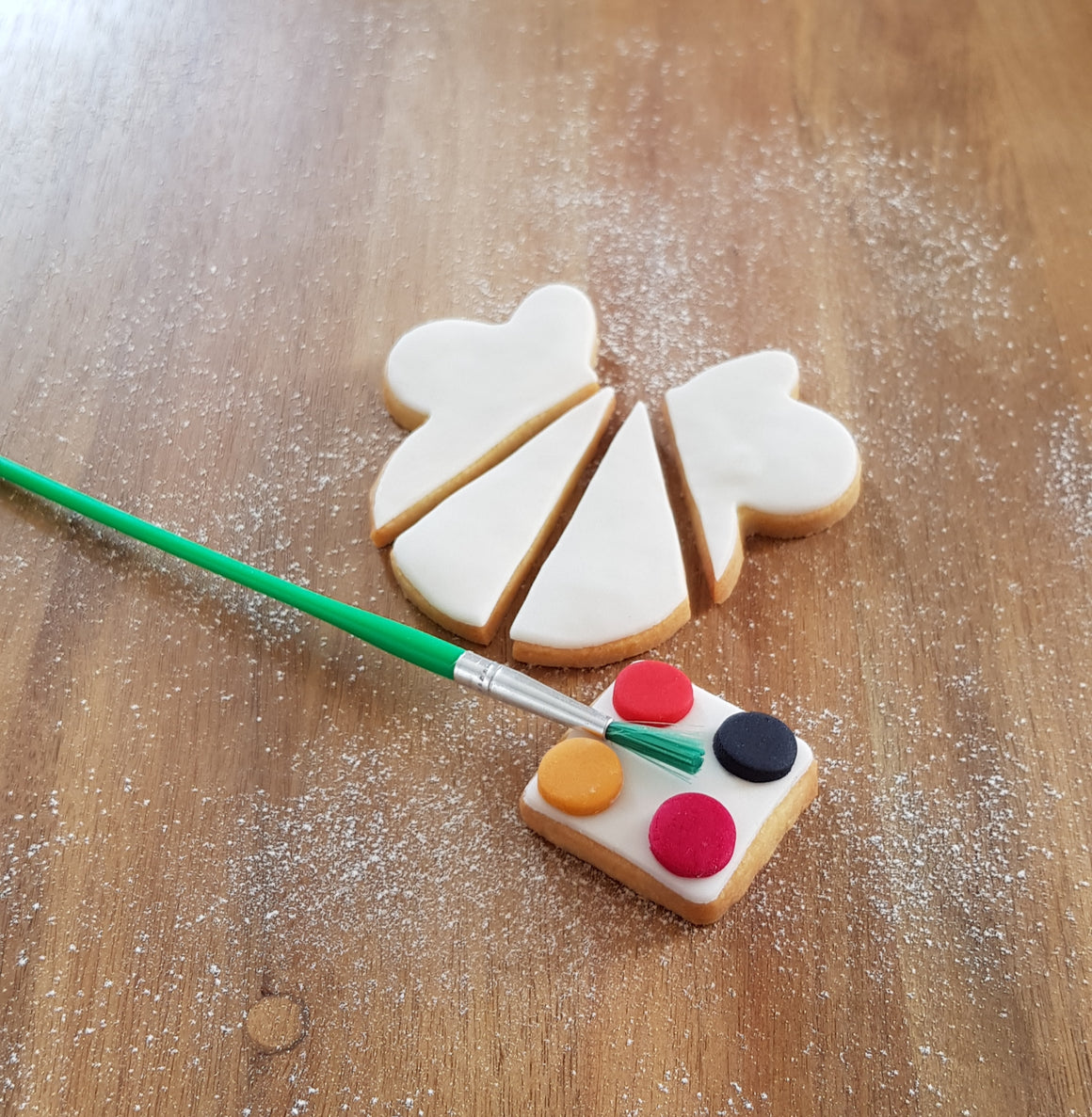 Puzzle Biscuit ( Minimum 5 per order )