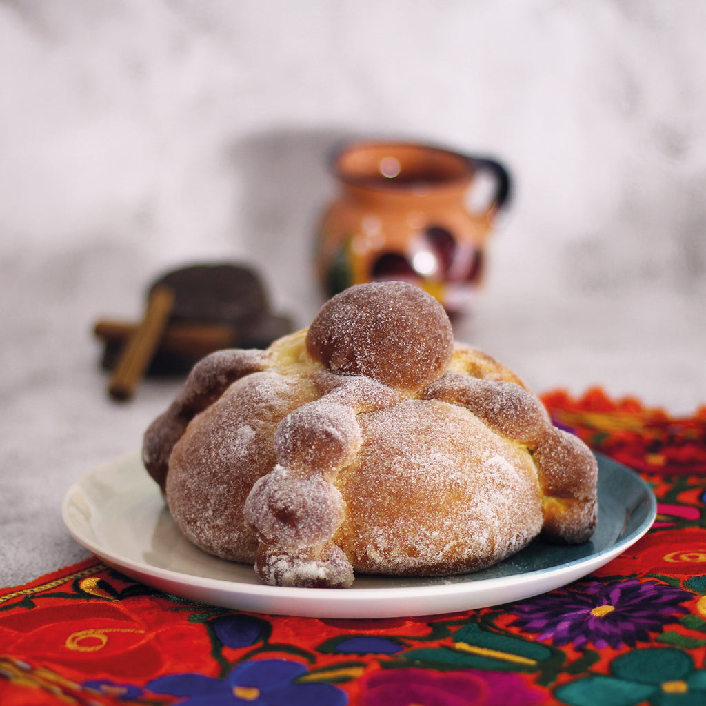 Pan de Muerto - To share up to 4 people