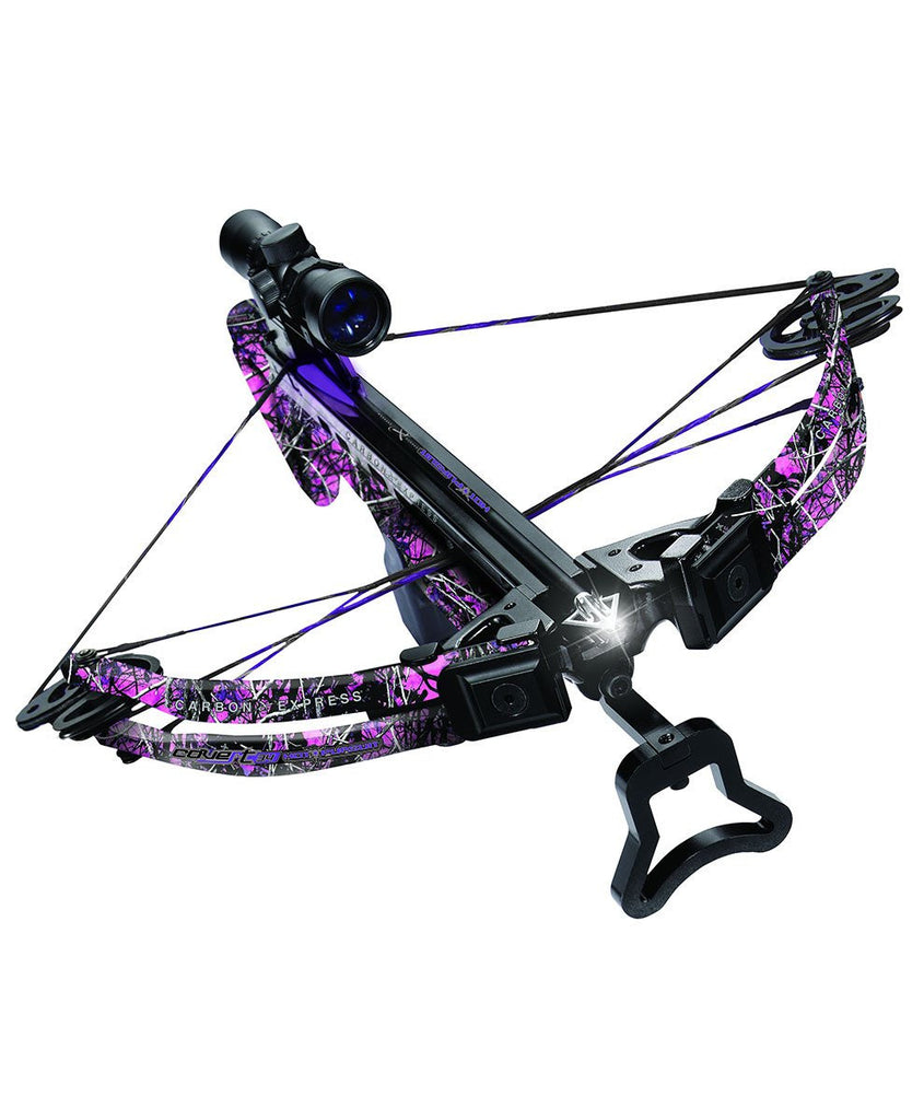 Covert 3.4 Hot Pursuit Crossbow Top View