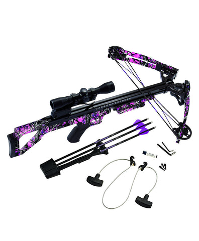 Covert™ 3.4 Crossbow Hot Pursuit Ready-to-Hunt Kit, Crossbow Carbon Express