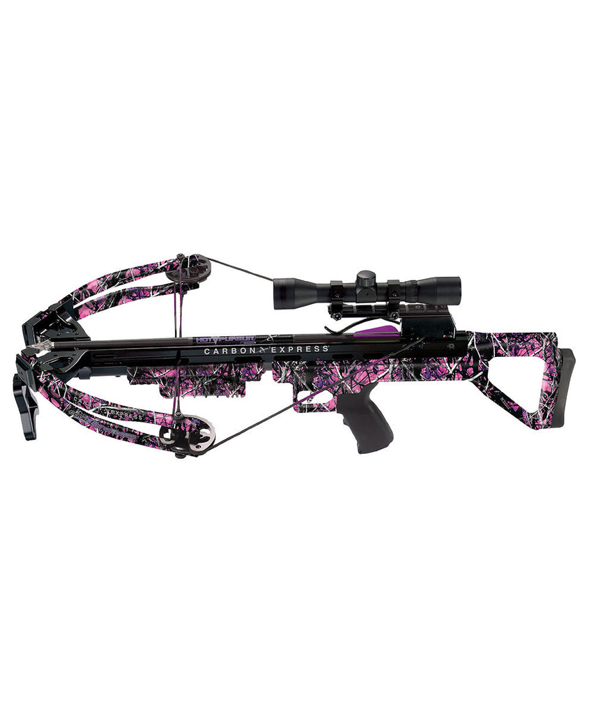 Covert 3.4 Hot Pursuit Crossbow Side View