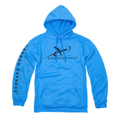 Carbon Express Sky Blue Hoodie