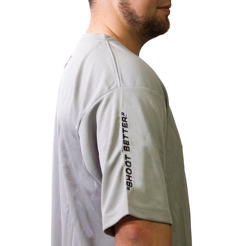 Carbon Express Performance T-Shirt, Silver, Gear Carbon Express