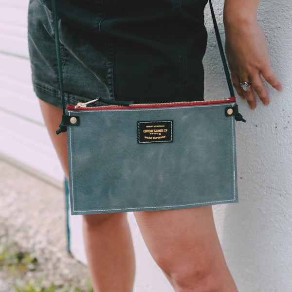 Matriarch Suede Crossbody