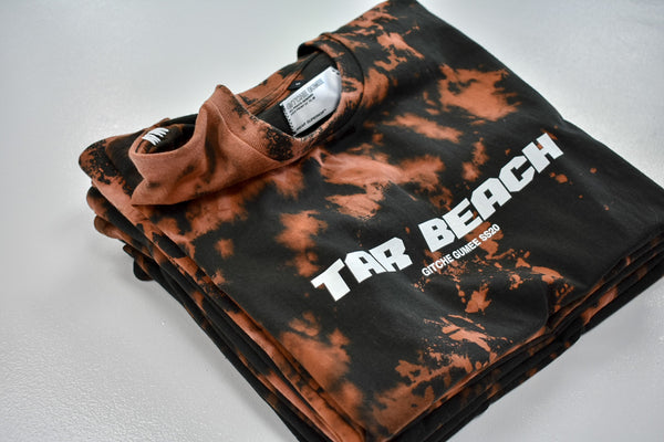 Bleached Out Tar Beach Tee