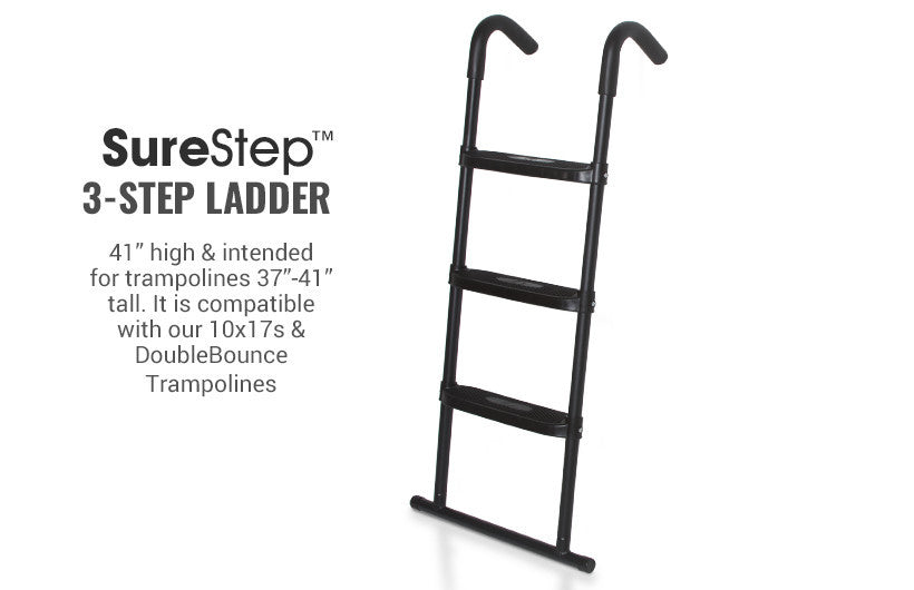 SureStep Trampoline Ladder — 3 Step