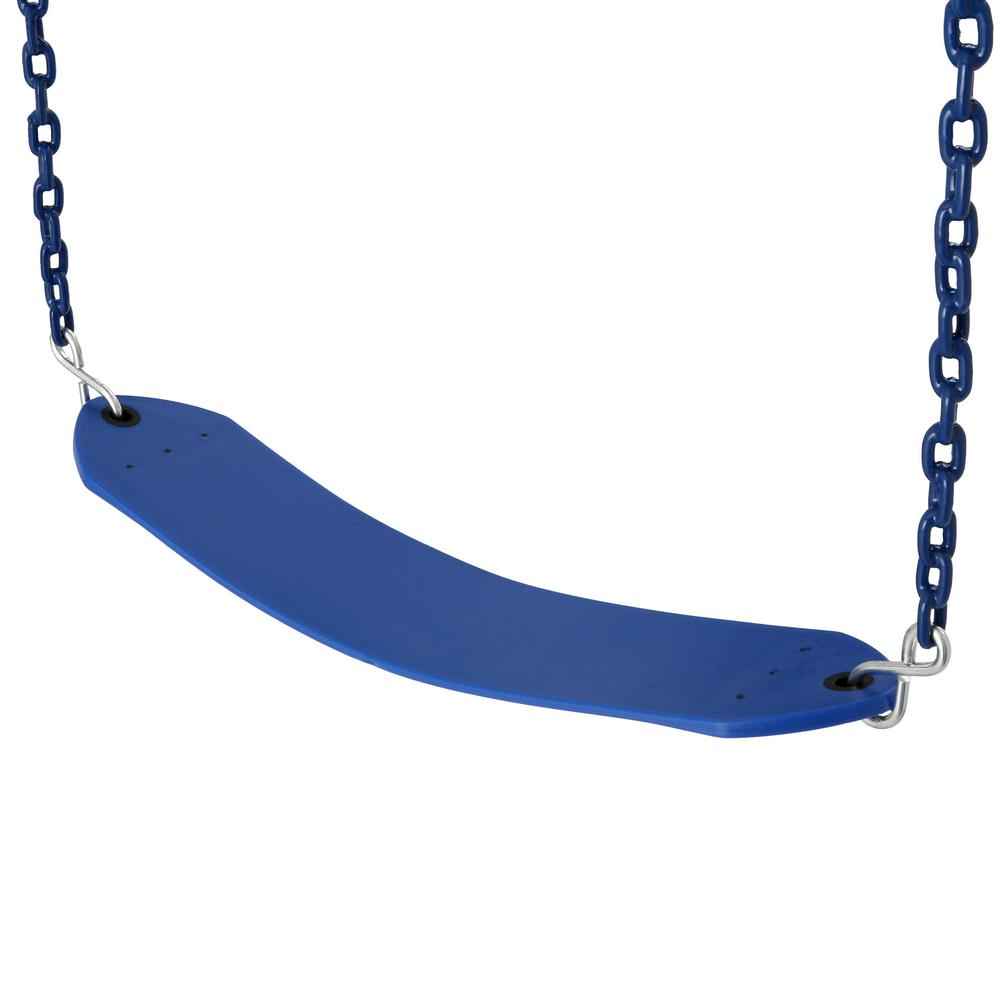 Belt Swing W/ Thick Rubber Coated Chain