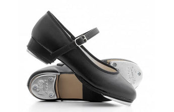 Katz Black Bar Tap Shoe