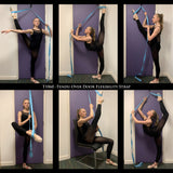Tendu Over Door Flexibility Strap