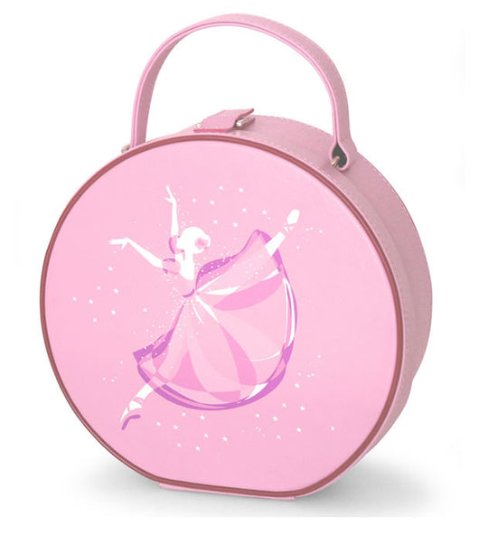 Cinderelle vanity case for ballet and dance shoes