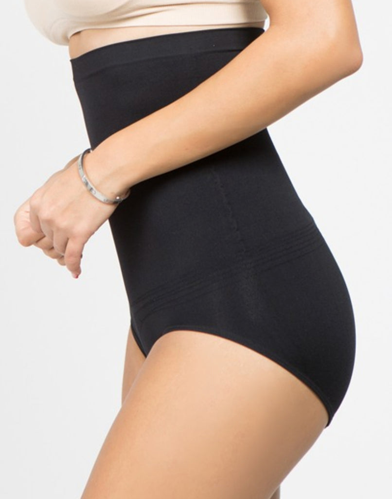 Highwaist Brief Cut Shaper