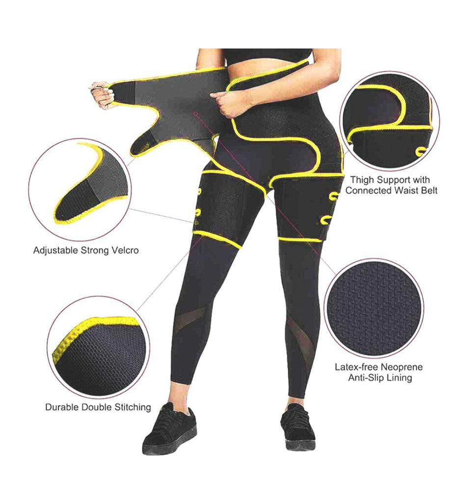 3 In 1 Trainer / Shaper - Yellow