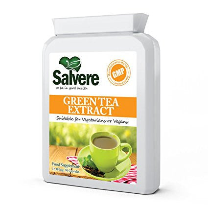 POWERFUL ANTIOXIDANT THAN VITAMIN E it is said that green tea extract is 200x more stronger antioxidants that helps reduce the formation of free radicals, known to cause diseases and aging. It has large amounts of nutrients important for your health.