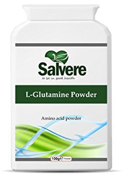 HELPS MUSCLES RECOVER and rebuild after exercise or injury and promotes muscle growth and improves athletic performance. L Glutamine contains pure amino acids powder for male and female muscle growth.