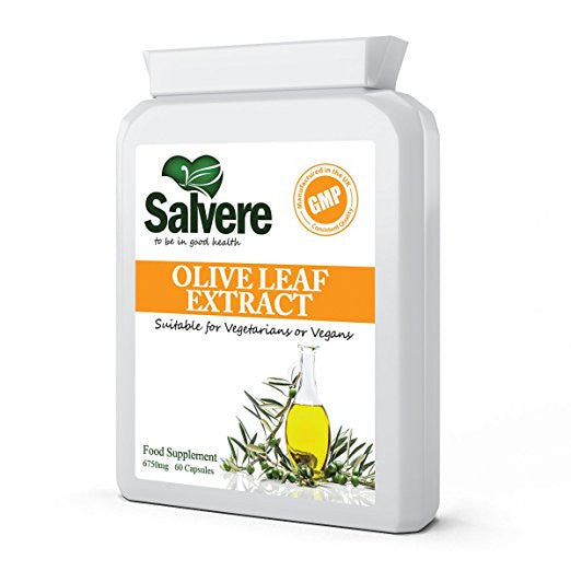 POWERFUL NATURAL ANTIOXIDANTS with bioflavonoids, phytonutrients and the most active ingredient is Oleuropein. Olive tree produces oleuropein abundantly in its leaves and fruit itself, which are best known for their blood pressure-lowering effects.